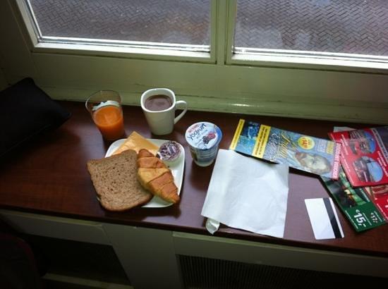 Hotel Monopole: la colazione