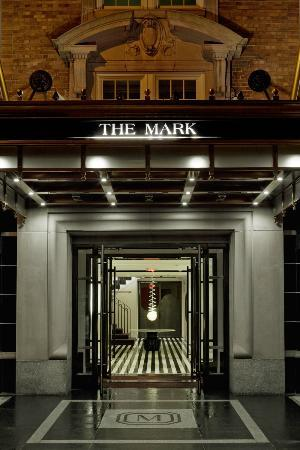 The Mark: Hotel Entrance