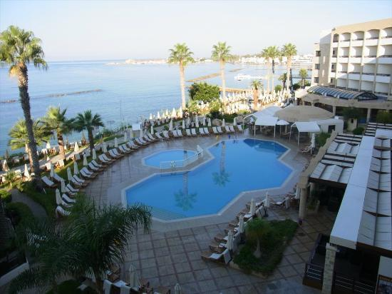 Alexander The Great Beach Hotel Paphos Greece Hotel And Flight