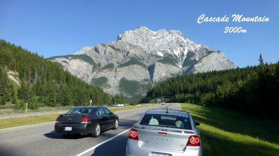 Ramada Canmore: Cascade Mountain