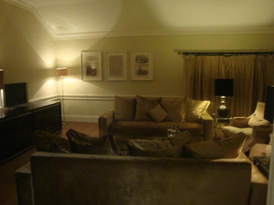 Carton House Hotel & Golf Club: sitting room 