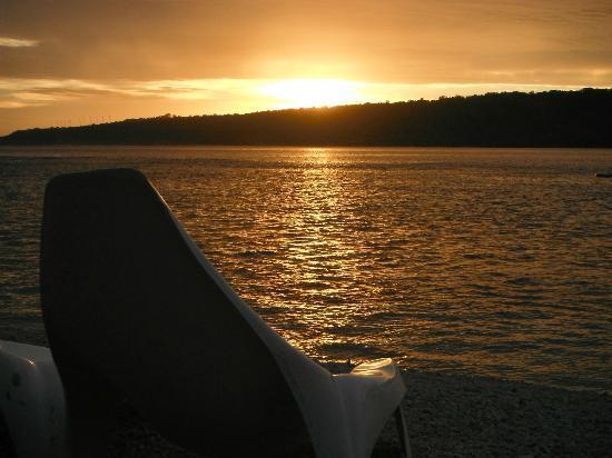 Hideaway Island Resort: Sunset Hideaway Island