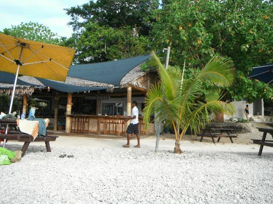 Hideaway Island Resort: Beach Bar