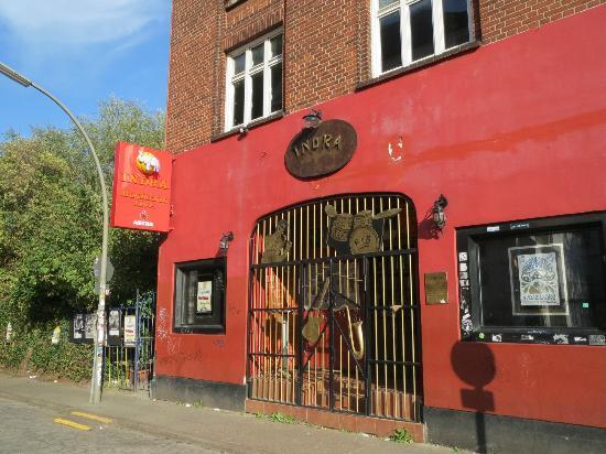 Beatles-Tour Hamburg: The Indra Club
