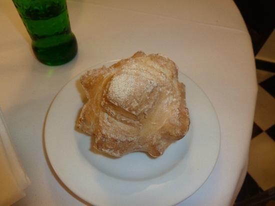 Casa La Parra: The bread was excellent