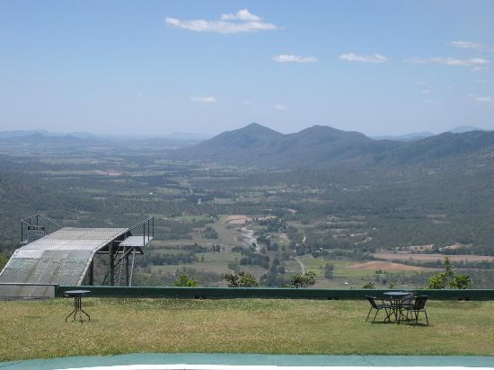 Eungella Chalet: View from Hotel