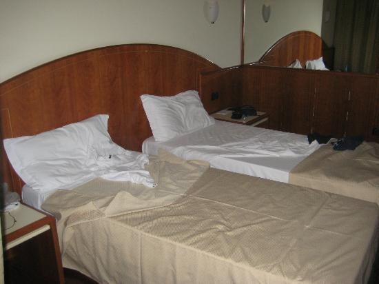 Hotel Prestige: Stanza 208 con 2 letti singoli