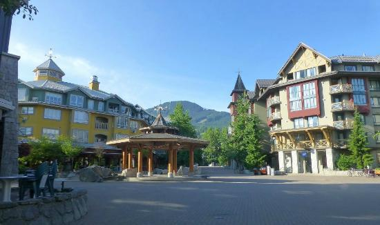 Whistler Village Inn + Suites: Whistler