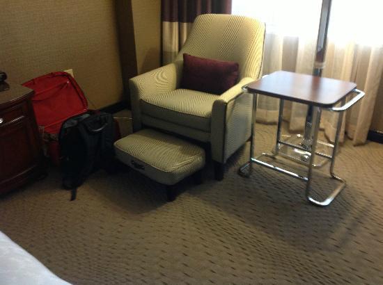 Sheraton Tysons Hotel: Hotel room