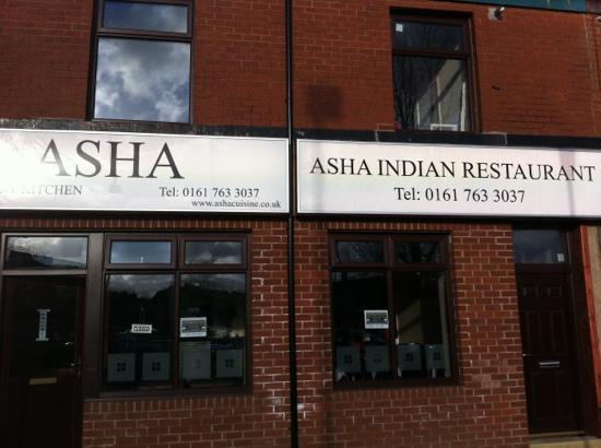 Asha: We are a traditional Indian restaurant located in Bury. Serving the finest Indian cuisine in the