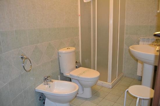 La Porta dell'Etna: il bagno