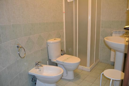 لا بورتا ديلينتا: il bagno 