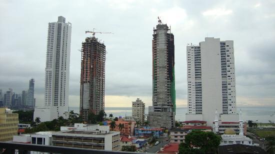 Bahia Suites Hotel: Vista desde la terraza