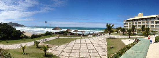 Costao do Santinho Resort Golf & Spa: Parte do hotel chamado de Area Internacional