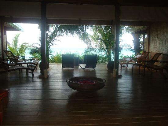 Kuramathi Island Resort: spa