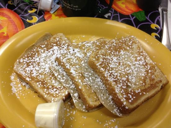 Jen's Place: French toast pancakes...(really)!