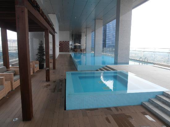 Oasia Hotel Singapore Club Room