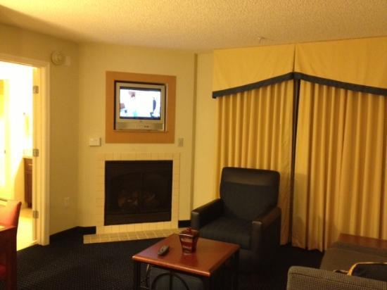 Residence Inn Ocala : Lining room