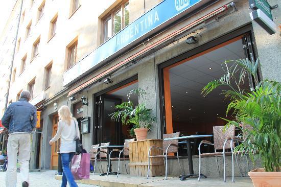 Ringvägen 87, 406 Estocolmo Restaurant