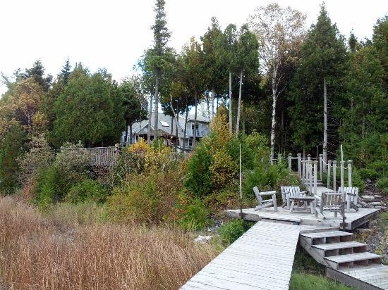 Bear Cove Bed and Breakfast: An adventure awaits in this beautiful home nestled in the woods