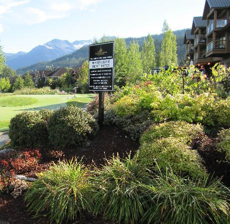 Nicklaus North Golf Course: Best Patio