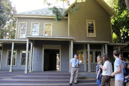 Burbank, Kalifornien: Lorelai's house from Gilmore Girls