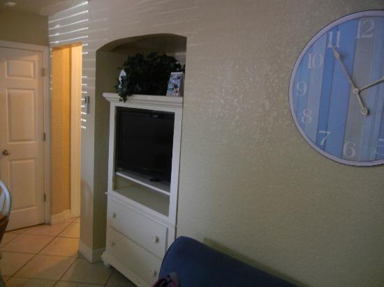 Blue Wave Motel Suites: Wohnbereich