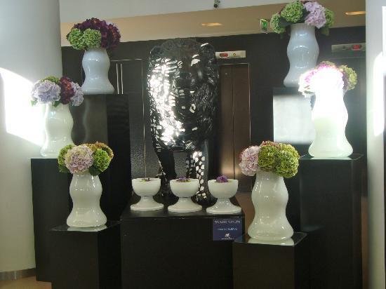 Sofitel Lyon Bellecour: lobby - Sofitel Lyon