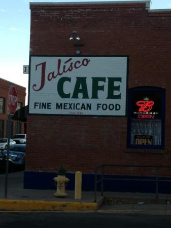 The Jalisco Cafe: Great Food!