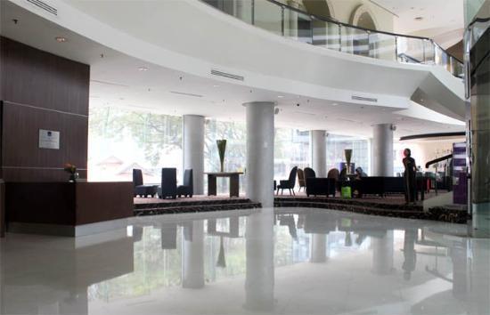 Hotel Novotel Kuala Lumpur City Centre: Loby Hotel