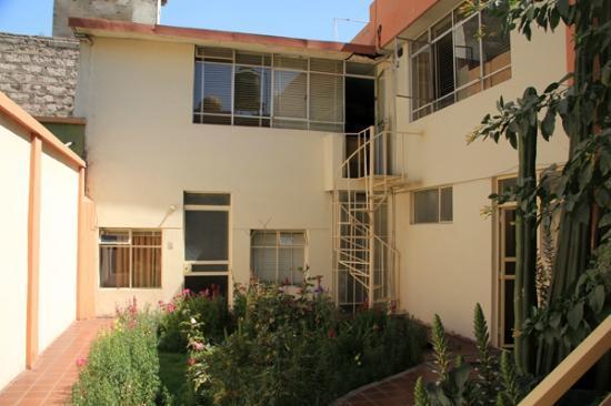 Hostal El Peral: Hotel