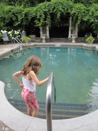 Adelphi Hotel: pool