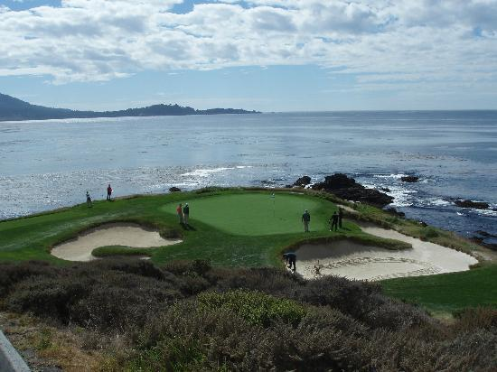 The Lodge at Pebble Beach: Famous View