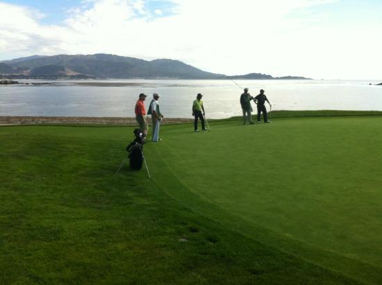 The Lodge at Pebble Beach: Spectacular Golf Course