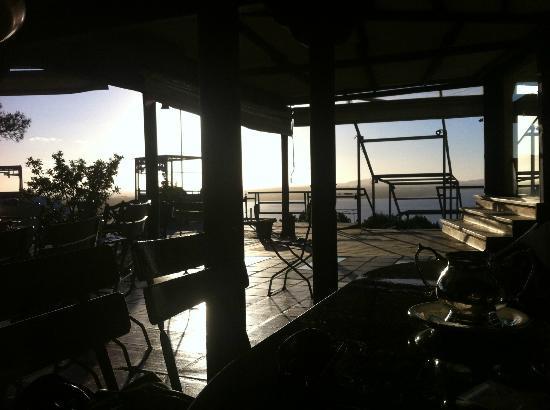 Hotel Art & Spa Las Cumbres: Vista del atardecer