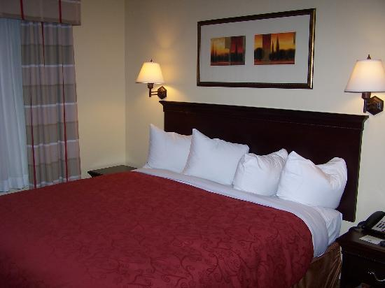 Country Inn & Suites By Carlson, Norcross: Bedside