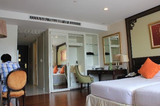 Centre Point Hotel Silom: room