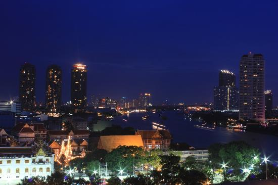 Centre Point Hotel Silom: view from room