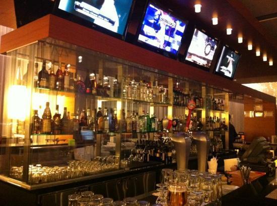 Bijou Resto & Bar: At the bar