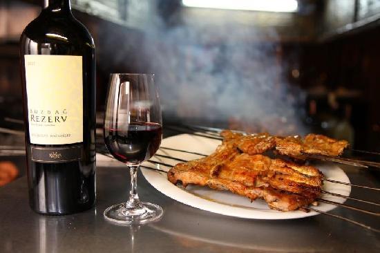 Meze Restaurant: Meze wines