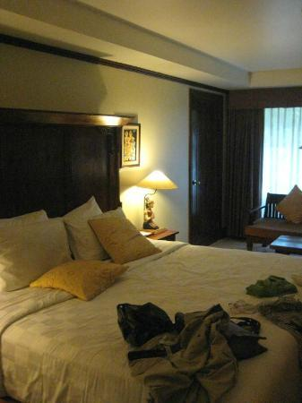 Ramayana Resort & Spa: Bedroom