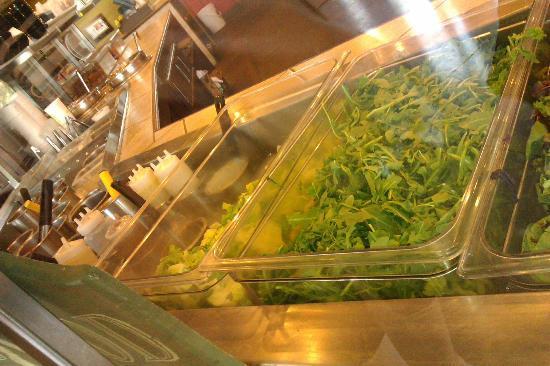 Buon Cibo : fresh salad fixins
