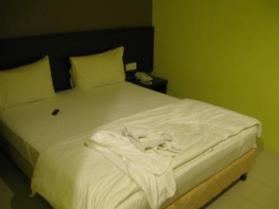Bary Inn : double bed