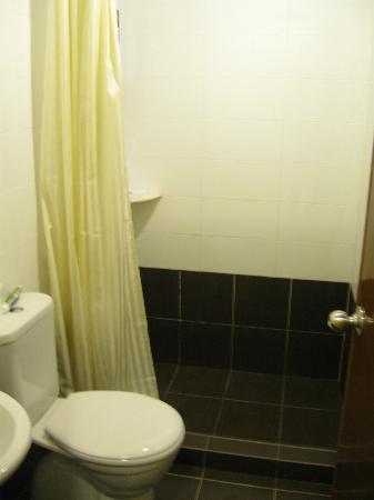 Bary Inn : bathroom