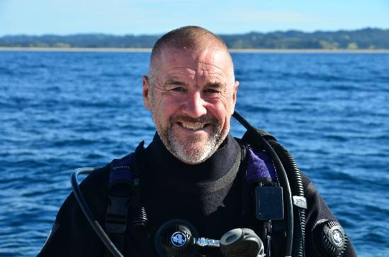 Yukon Dive: Noel - Owner and Skipper