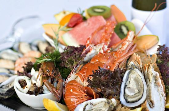 Kani's Restaurant: Seafood Platters