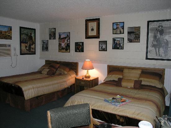 Delta Motel: John Wayne Room 1