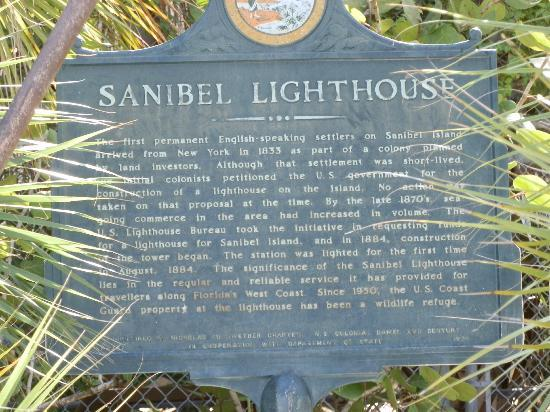Sanibel Island Lighthouse 사진