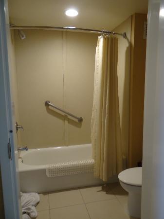 Doubletree Suites by Hilton Hotel Anaheim Resort - Convention  Center: Bathroom