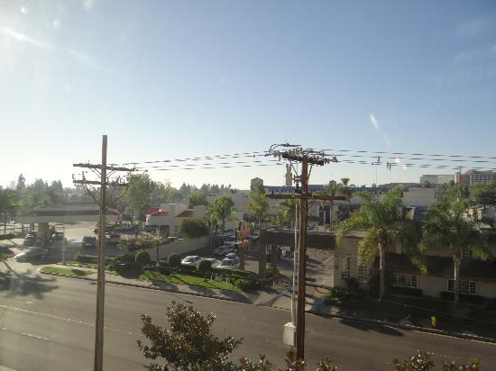 Doubletree Suites by Hilton Hotel Anaheim Resort - Convention  Center: Icky view